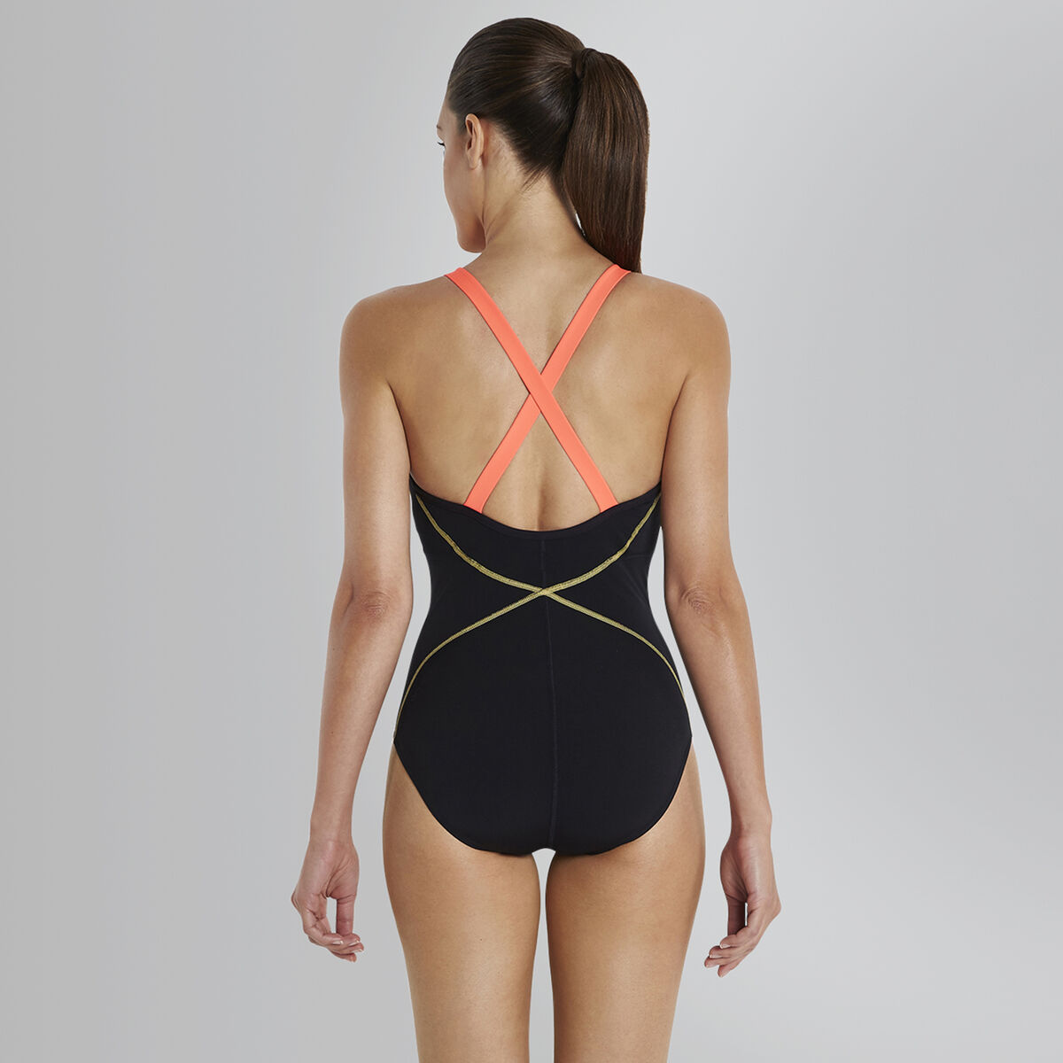 Speedo Fit Pinnacle Crossback Swimsuit Swimsuit