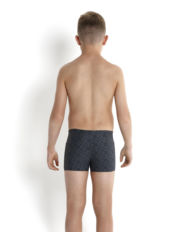Boy's Monogram Aquashort