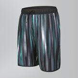 "Glide Printed 18"" Swim Shorts"