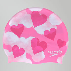 EXCLUSIVE Love Heart Swim Cap