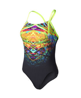 Women's Digital Rippleback Swimsuit