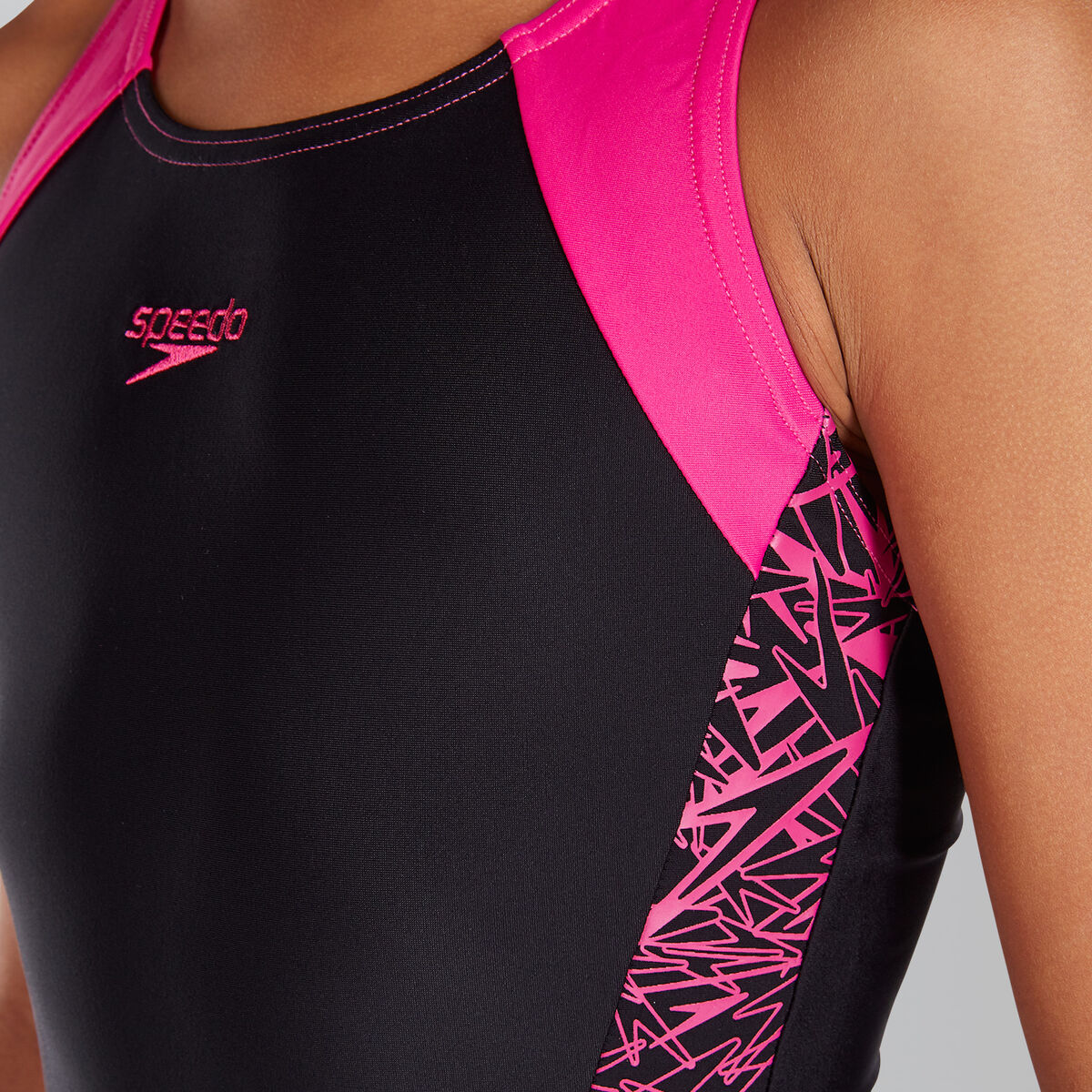 Boom Splice Muscleback Swimsuit