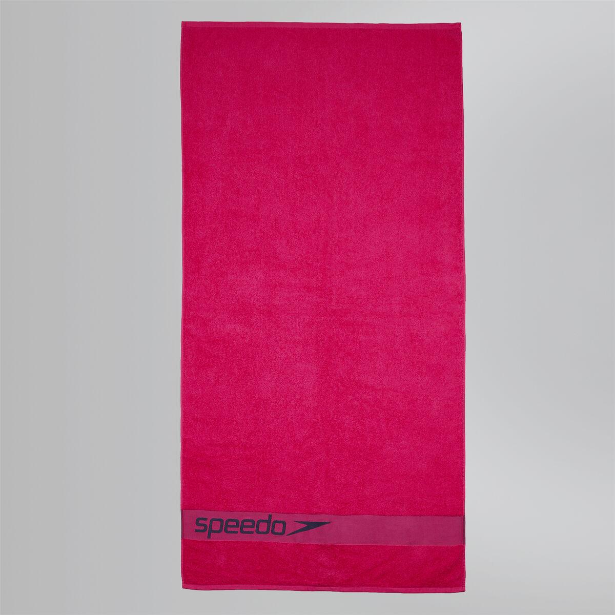 Speedo Border Towel