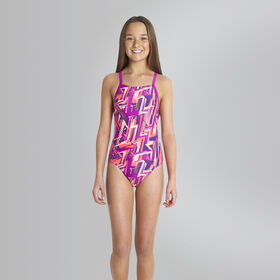 Carnival Camo Rippleback Swimsuit