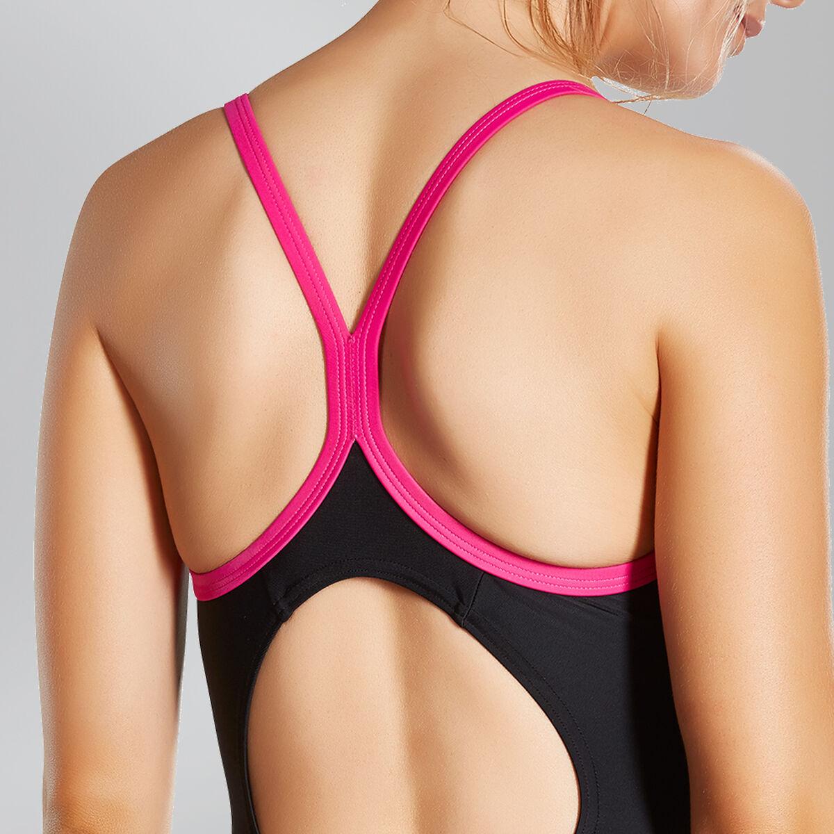 Splice Thinstrap Racerback Swimsuit
