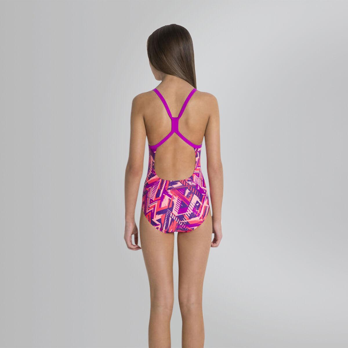 Carnival Camo Rippleback Swimsuit