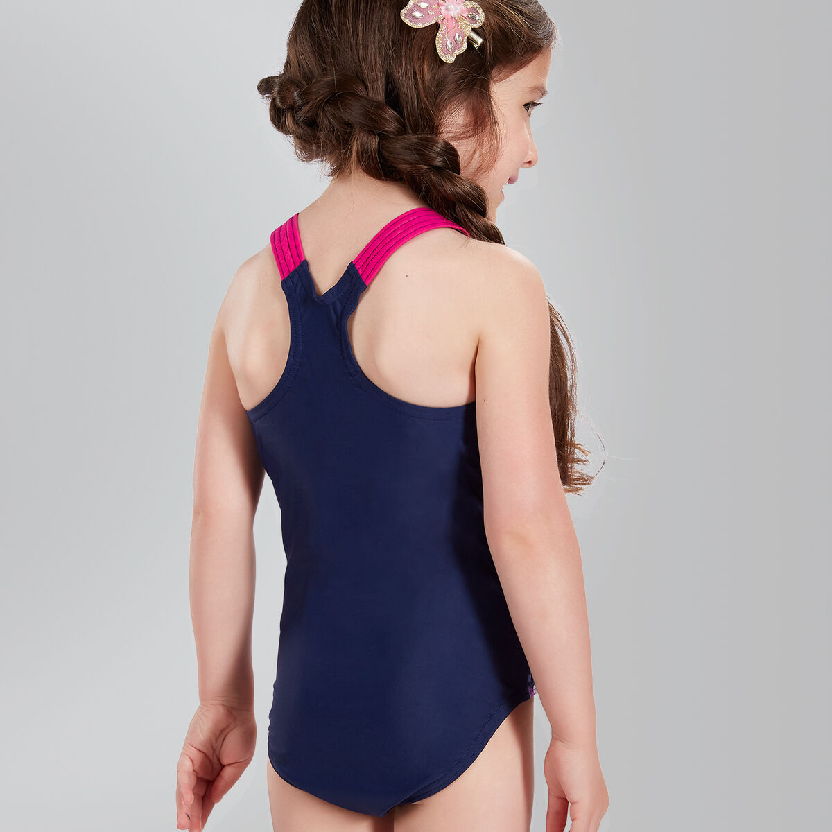 Tidal Idol Essential Applique Swimsuit