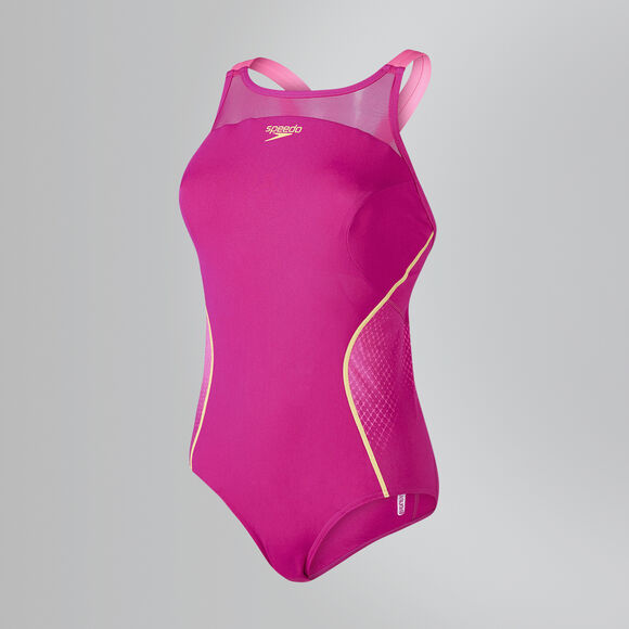 Speedo Fit Pinnacle Crossback Swimsuit Swimsuit