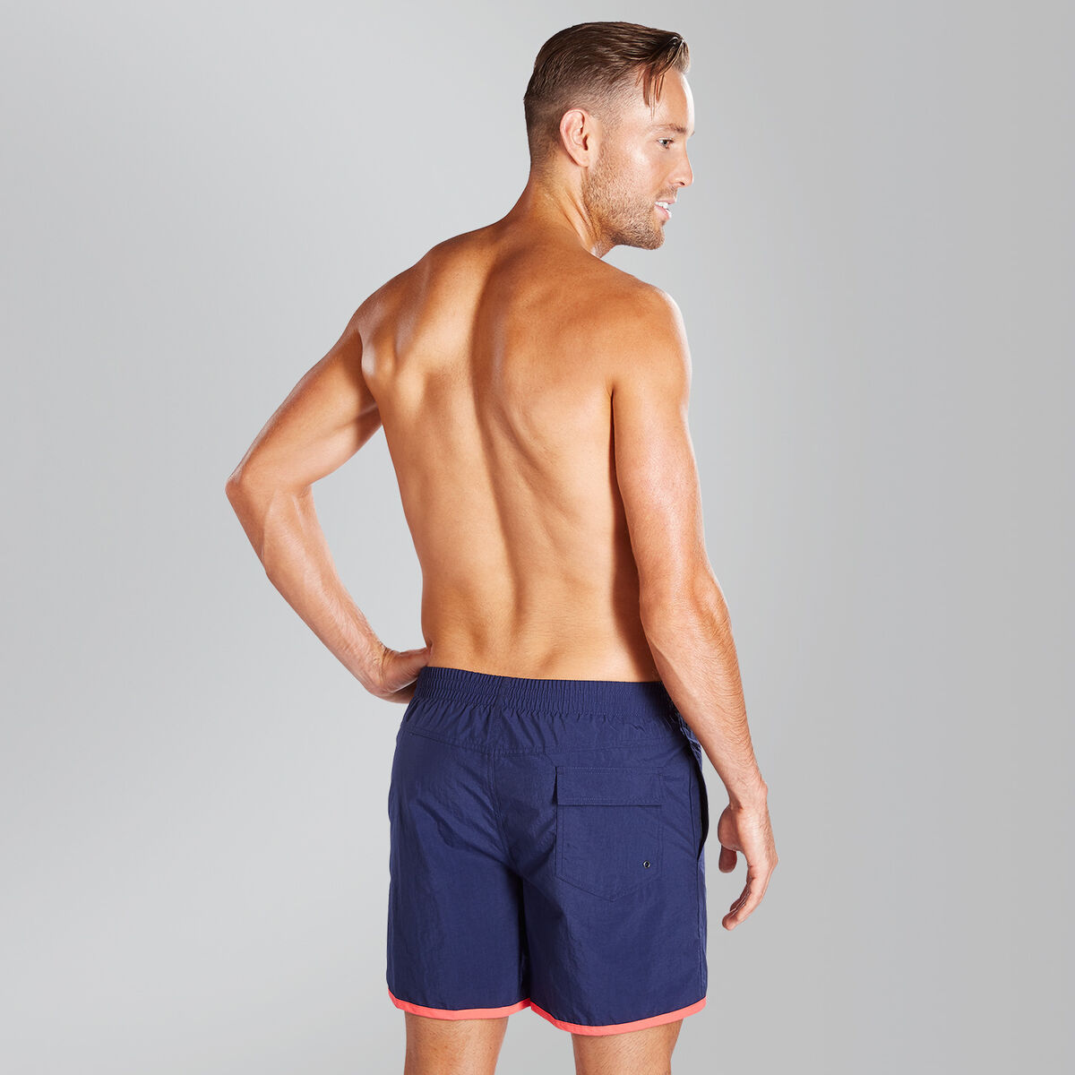 "Colour Block 16"" Swim Shorts"