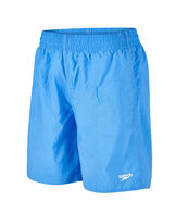 Boy's Solid Leisure Swim Shorts