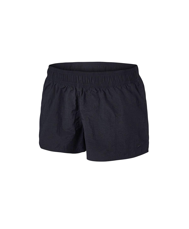 "Female Solid Leisure 10"" Swim Shorts"