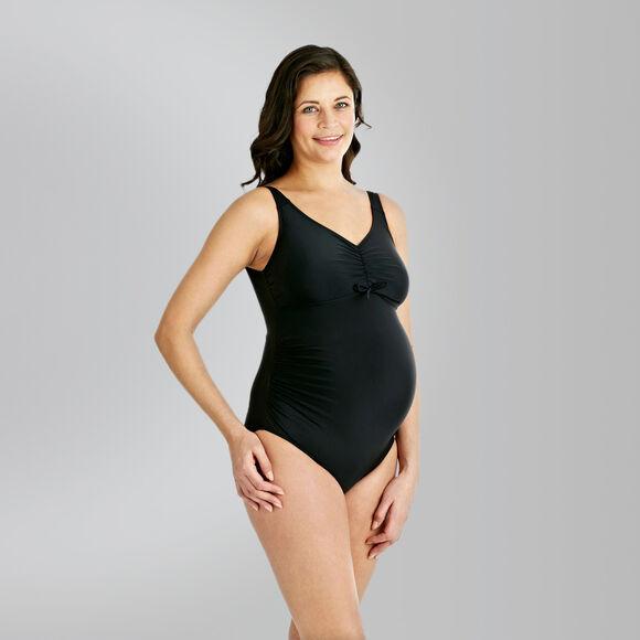 Essential U-Back Maternity Swimsuit