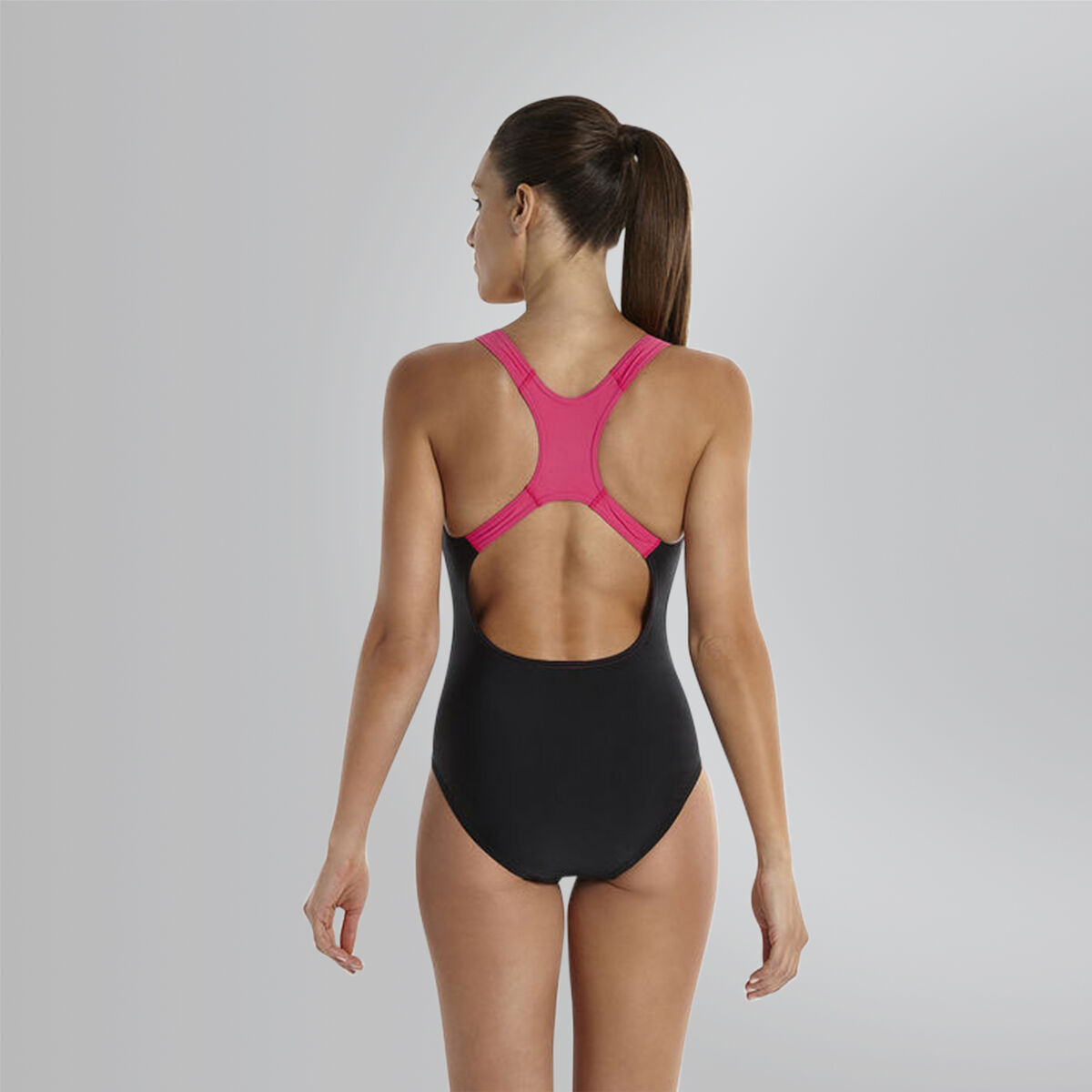 Sports Logo Medalist Swimsuit