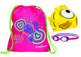 Sea Squad Swim Bag Set