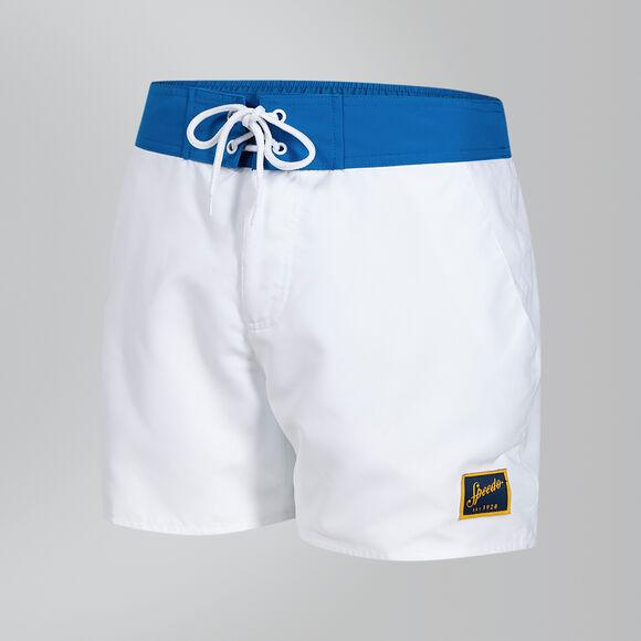 "Vintage Contrast 14"" Swim Shorts"