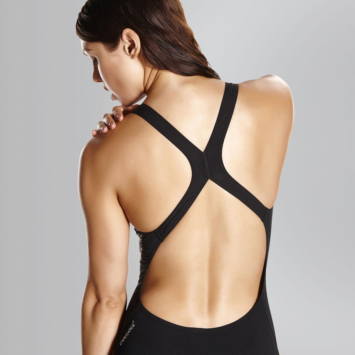 Cosmic Motion Powerback Swimsuit