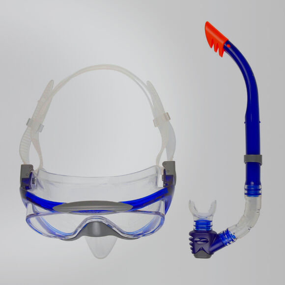 Glide Mask and Snorkel Set