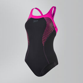 Speedo Fit Kickback Swimsuit