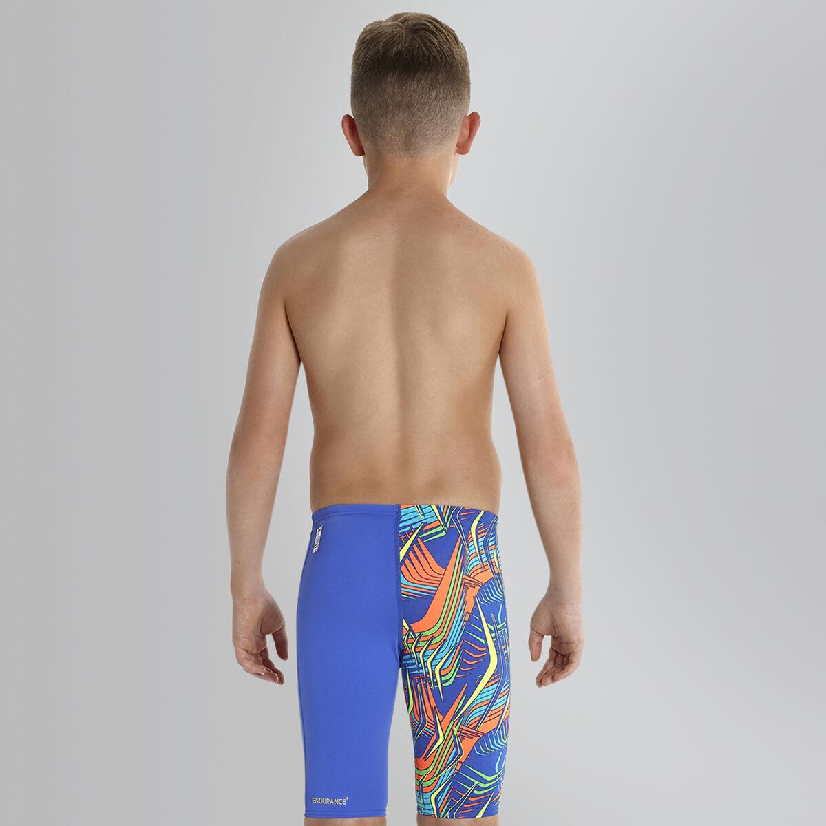 Boy's Fastskin Endurance+ High Waisted Jammer