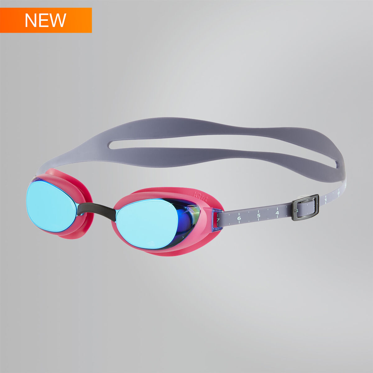 Aquapure Mirror Female Goggle