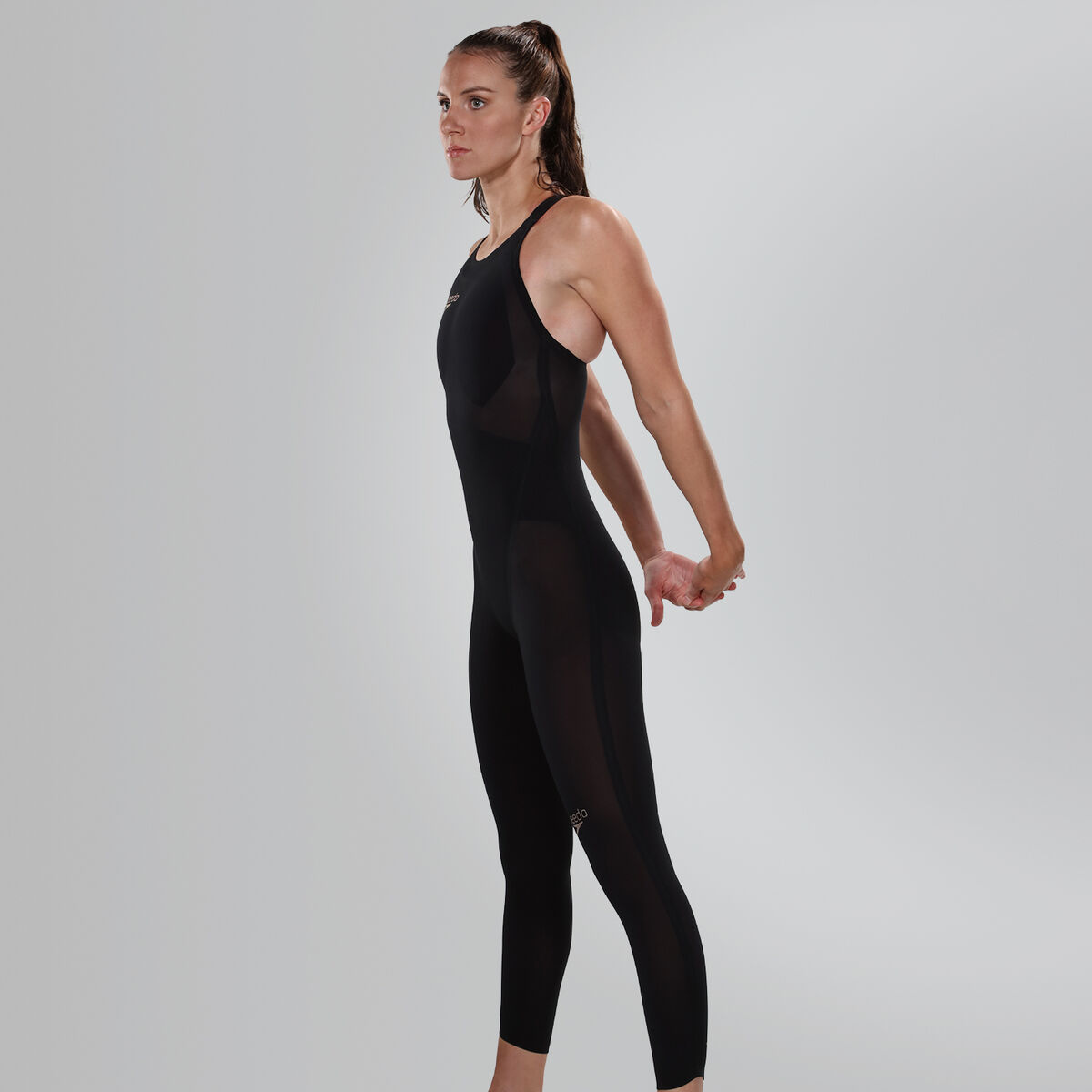 Fastskin LZR Elite Openwater Closedback Female Bodyskin