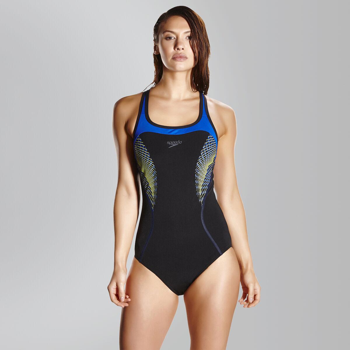 Speedo Fit Kickback Swimsuit