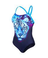 Women's Allover Rippleback Swimsuit