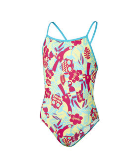 Baby Girl's Essential Frill One Piece