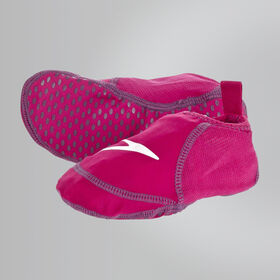 Chaussettes de piscine antidérapantes fille