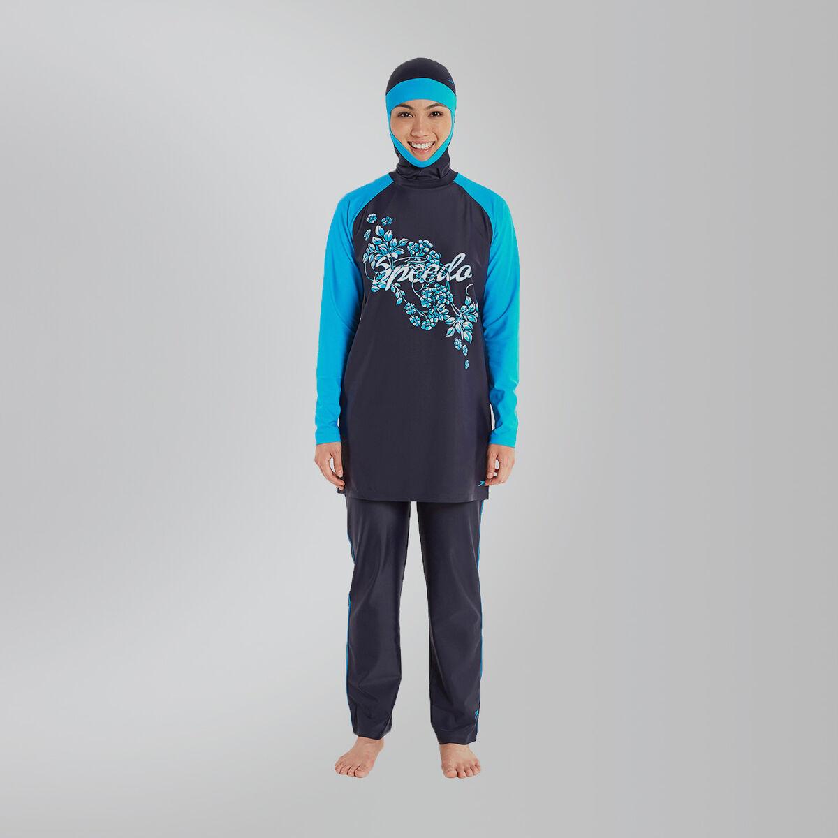 3 Piece Full Body Swimsuit