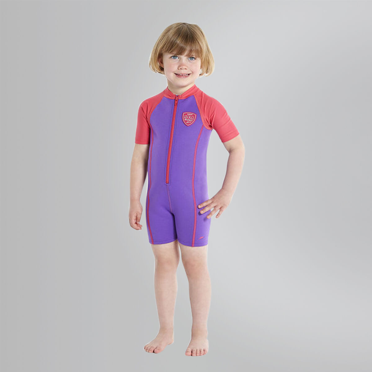 Baby Seasquad Hot Tot Suit
