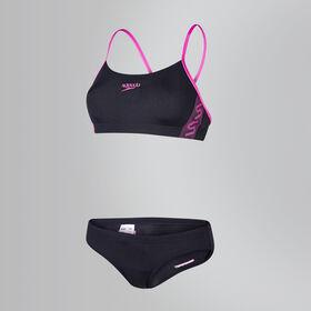 Monogram 2 Piece Swimsuit