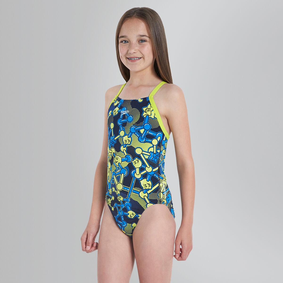 Allover Rippleback Swimsuit