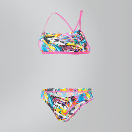 "Flipturns Two Piece Crossback Swimsuit""/></a>
