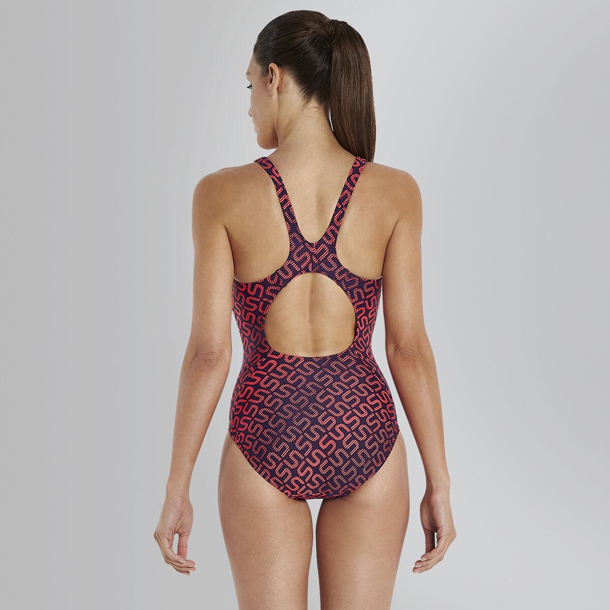 Allover Muscleback Swimsuit
