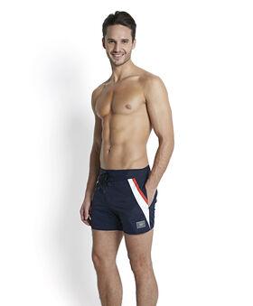 """Men's Retro Leisure 14"""" Swim Short"""