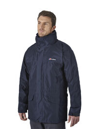 Cornice interactive men's waterproof jacket
