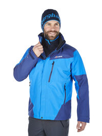 Arran men's waterproof jacket