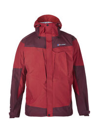 High trails men's waterproof jacket