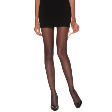 Collant Beauty Resist silhouette fine noir 15D-DIM