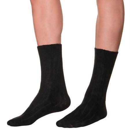 mi chaussettes noires en laine et cachemire homme. Black Bedroom Furniture Sets. Home Design Ideas