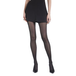 Collant noir Diam's action anti-cellulite 45D-DIM