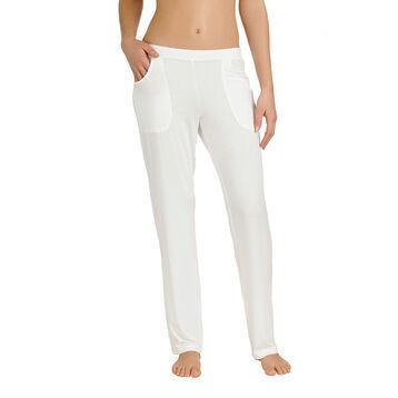 Pantalon de pyjama nacre Femme-DIM