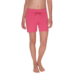 Short de pyjama rose flamme Femme-DIM