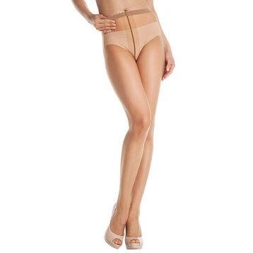 Collant terracotta Body Touch Jambes d'été 17D-DIM