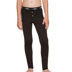 Caleçon long noir coton stretch - DIM Boy-DIM