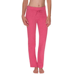Pantalon de pyjama rose flamme Femme-DIM