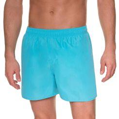 Short de bain turquoise uni Homme-DIM