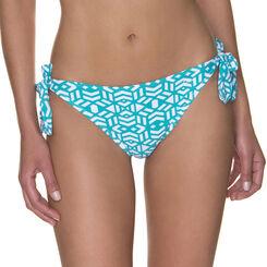 Bas de maillot de bain turquoise Femme-DIM