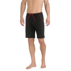 Short de pyjama noir 100% coton Homme-DIM
